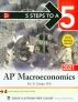 [보유]5 Steps to a 5: AP Macroeconomics 2021