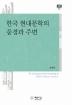한국 현대문학의 풍경과 주변(현대문학연구총서 53)(양장본 HardCover)