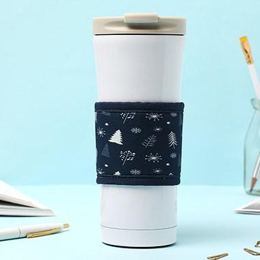 (사은품)[실용서] 패브릭 컵 슬리브 B