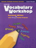 [보유]Vocabulary Workshop Level Purple
