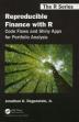 [보유]Reproducible Finance with R