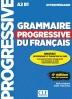 [보유]Grammaire progressive du francais - Niveau intermediaire - 4eme edition - Livre + CD + Livre-web
