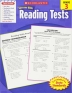 [보유]SCHOLASTIC SUCCESS WITH READING TESTS, GRADE 3