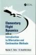 [보유]Elementary Flight Dynamics with an Introduction to Bifurcation and Continuation Methods(Paperback)