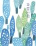 파랑 산책(보림 창작 그림책)(양장본 HardCover)