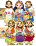 예수님 이야기 세트(전6권)(전6권)