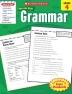 [보유]Grammar, Grade 4 (Scholastic Success with Workbooks: Grammar)
