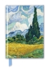 Van Gogh Wheat Field with Cypresses (Foiled Journal)(Etc.)