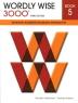 [보유]Wordly Wise 3000: Book. 5
