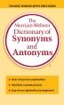 [보유]The Merriam-Webster Dictionary of Synonyms and Antonyms