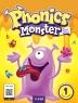 [보유]Phonics Monster 1 Student Book (with Readers & App)