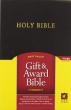[보유]Holy Bible : New Living Translation, Gift & Award Bible, Black, Imitation Leather