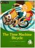 The Time Machine Bicycle(타임머신 자전거)(CD1장포함)(Smart Readers Wise&Wide 2-9)