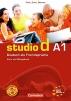 [보유]Studio d. A1: Gesamtband - Kurs- und Ubungsbuch mit Lerner-Audio-CD