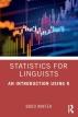 [보유]Statistics for Linguists