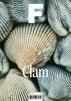 매거진 F(Magazine F) No.13: 조개(Clam)(한글판)