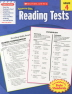 [보유]Scholastic Success With Reading Tests, Grade 4