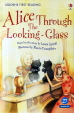 ALICE THROUGH THE LOOKING GLASS(CD1장포함)(USBORNE YOUNG READING 2-27)