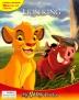 [보유]Disney Lion King My Busy Book 디즈니 라이온 킹 비지북 (피규어 책)