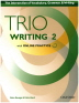 [보유]Trio Writing Level 2 Student Book with Online Practice