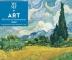[보유]ART: 365 Days of Masterpieces 2022 Day-to-Day Calendar