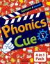Phonics Cue. 1(SB+WB+AB+CD)(CD2장포함)