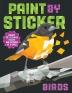 [보유]Paint by Sticker: Birds (스티커 아트북 - 새)
