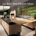 [보유]150 Best New Kitchen Ideas