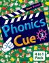 Phonics Cue. 2(SB+WB+AB+CD)(CD2장포함)