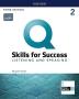 [보유]Q: Listening and Speaking 2 SB with Online Practice