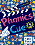 Phonics Cue. 3(SB+WB+AB+CD)(CD2장포함)