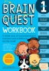 [보유]Brain Quest Workbook: Grade 1 (With Stickers)