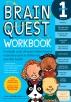 [보유]Brain Quest Grade 1 Workbook [With Stickers]
