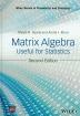 [보유]Matrix Algebra Useful for Statistics