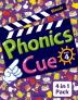 Phonics Cue. 4(SB+WB+AB+CD)(CD2장포함)