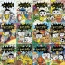 놓지마 과학 1-15번 시리즈 (전15권)_놓지마 정신줄 학습만화