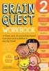 [보유]Brain Quest Grade 2 Workbook [With Stickers]