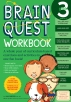 [보유]Brain Quest Grade 3 Workbook [With Stickers]