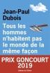 [보유]Tous Les Hommes N'Habitent Pas Le Monde De La Meme Facon