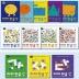 아하 한글 만들기 1-5번+배우기 1-4번+쓰기 1-3번 세트 (전12권)