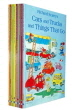 Richard Scarry bag with 10 books
