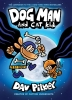 Dog Man and Cat Kid (Dog Man #4)(Hardcover)