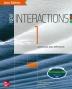 [보유]New Interactions Listening & Speaking. 1 (Asia Edition)