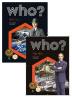 Who? 헨리 포드 + 카를 벤츠 세트(엔지니어 시리즈)(양장본 HardCover)(전2권)