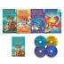 [보유]Dragon Masters (Book+CD+Wordbook) 4종 세트