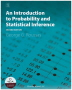 An introduction to Probability and Statistical Inference(2판)