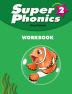 Super Phonics(슈퍼 파닉스). 2(WB)(2판)