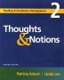 [보유]Reading & Vocabulary development. 2 : Thoughts & Notions