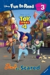 Toy story4: Don't be Scared(Disney Fun to Read Level 3-26)