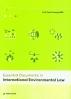 [보유]Essential Documents in International Environmental Law
